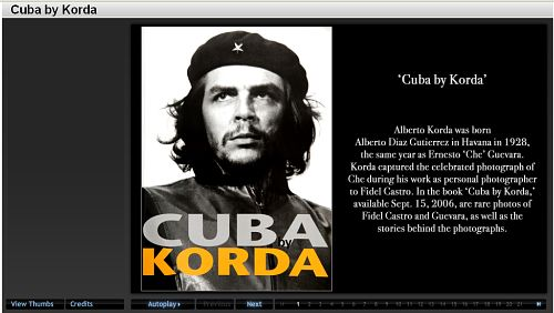 Cuba Slideshow