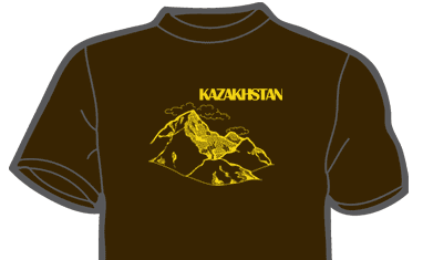 kazahkstan shirt