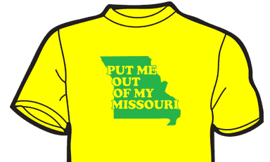 missouri shirt