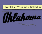 oklahoma kick your ass