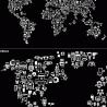 world pixel icons