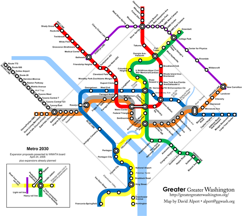 dc metro 2030 view