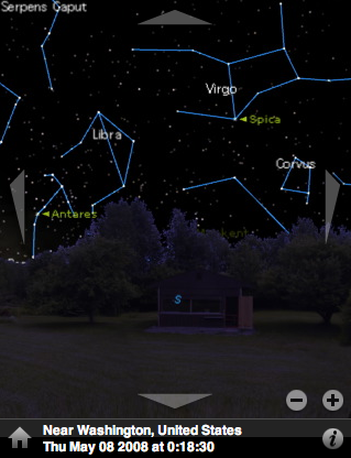 space.com iphone star chart