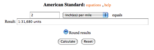 Map Scale Calculator Tools? (Kelso) « Kelso\'s Corner