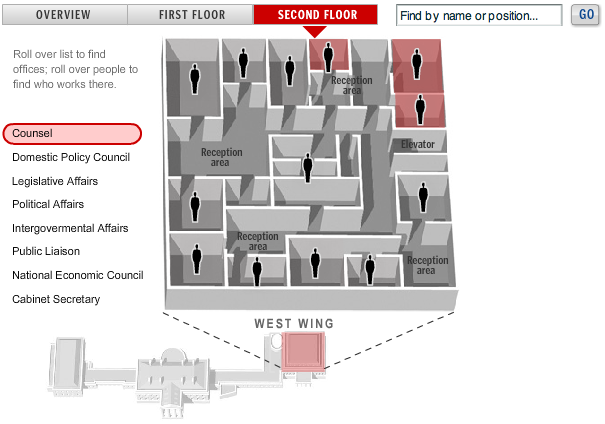 interactive inside obama s west wing kelso via wash post
