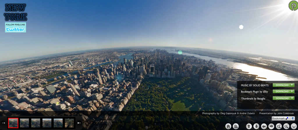 new york city wallpaper desktop. New York 3d Virtual Reality
