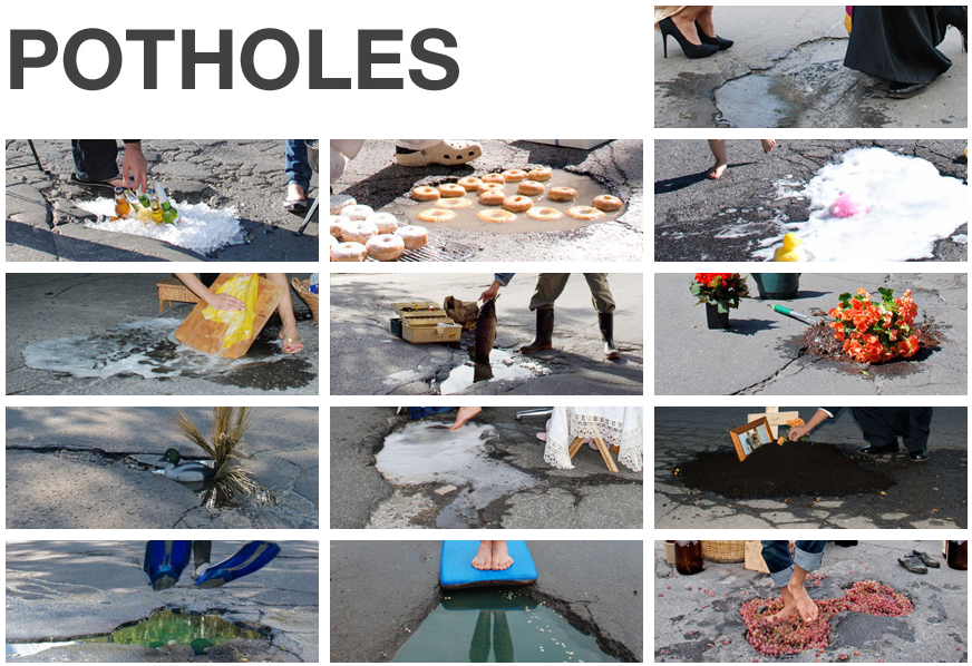 mypotholes