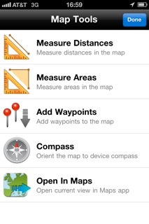 maptools